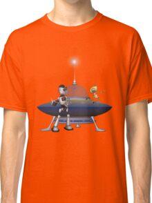 My Best Friend .. a robots tale Classic T-Shirt