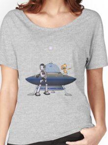 My Best Friend .. a robots tale Women's Relaxed Fit T-Shirt