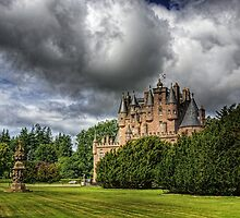 Glamis Castle - Scotland by NeilAlderney