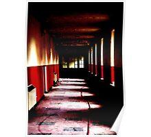 Inferno ~ West Park Asylum Poster