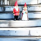 Royal Gnomes by Ludwig Wagner