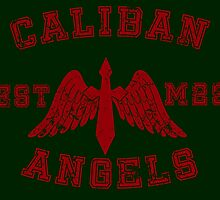 Caliban Angels by simonbreeze