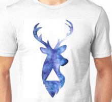 Stag Watercolour  Unisex T-Shirt