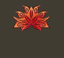 Fire lotus Unisex T-Shirt