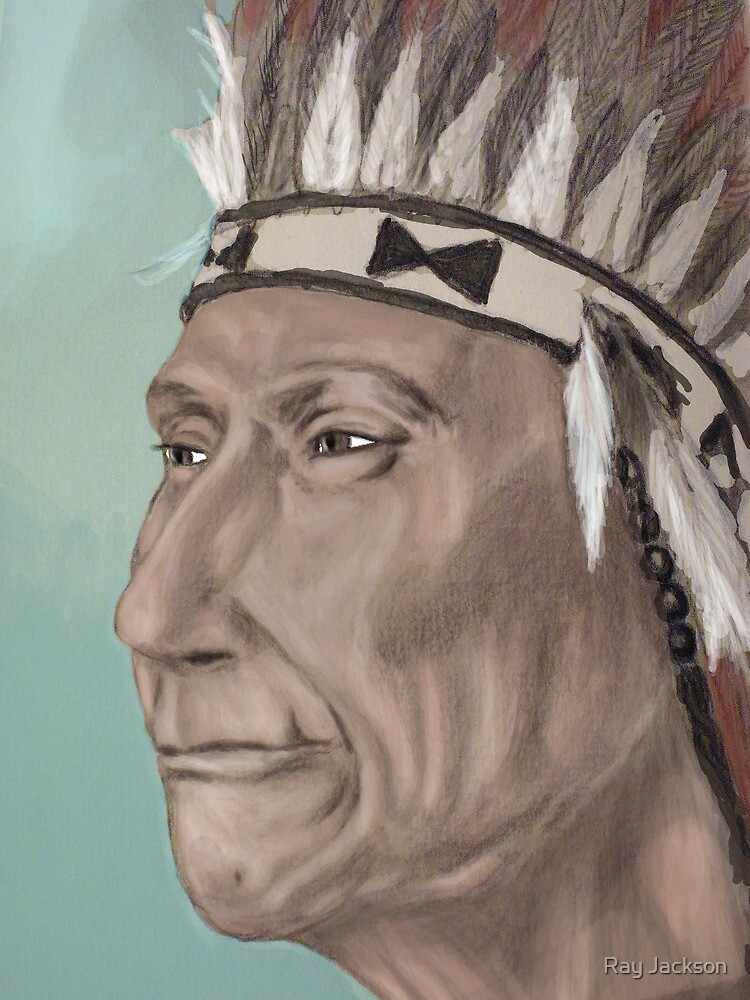 Chief Joseph by Ray Jackson