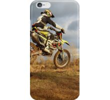 Dirt Bike iPhone Case/Skin