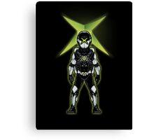 XBOX ROBOT (OC CHARACTER) Canvas Print