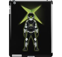 XBOX ROBOT (OC CHARACTER) iPad Case/Skin