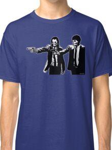 Vincent & Jules Skull Art Classic T-Shirt