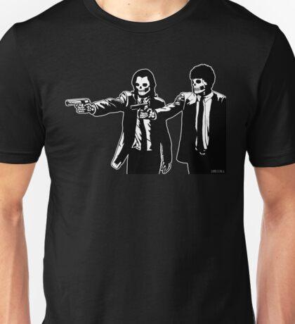 Vincent & Jules Skull Art Unisex T-Shirt