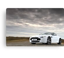 The New Aston Martin N420 Road Racer .... Canvas Print
