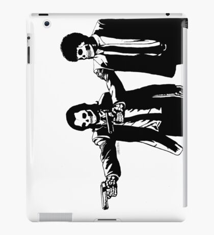 Vincent & Jules Skull Art iPad Case/Skin