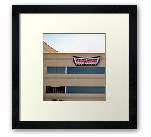 The Main Headquarters for Heaven Framed Print