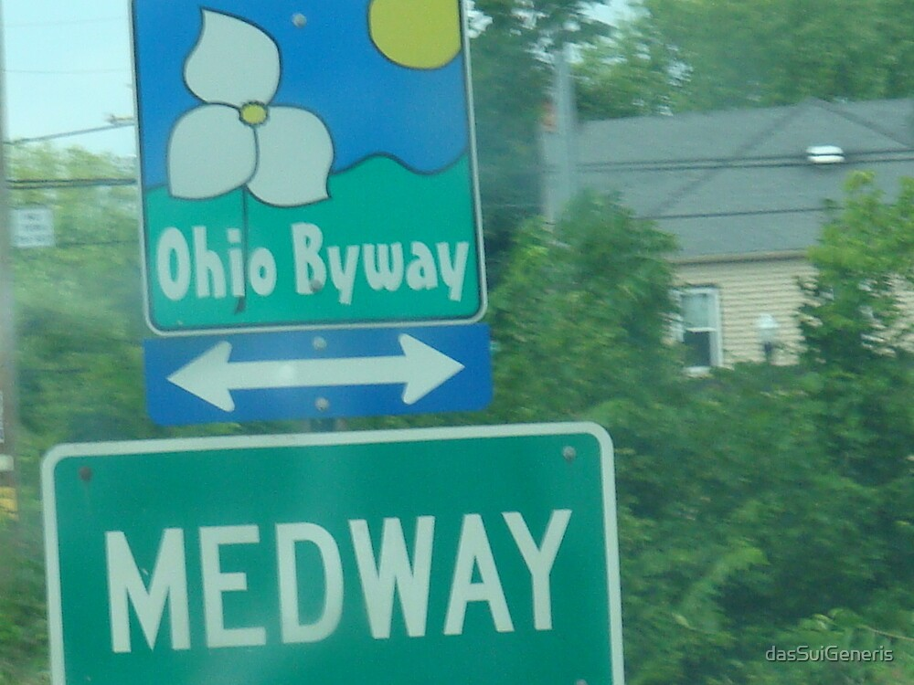 Medway: A short bio and an Ohio Scenic Byway  by dasSuiGeneris