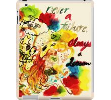 Never A Failure Only A Lesson iPad Case/Skin