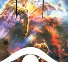 Hamsa | Carina Nebula Sticker
