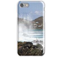Caribbean Surf iPhone Case/Skin