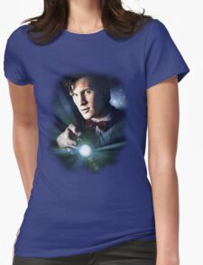 Doctor Who - 11th Womens Fitted T-Shirt