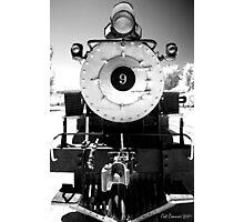 Locomotive #9 Photographic Print