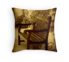 Missing You ©  Throw Pillow