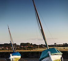 Blakeney Rest by Andy Freer