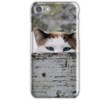 I'm Watching You iPhone Case/Skin