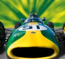Lotus F1 Sticker
