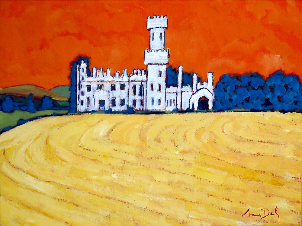 Duckett's Grove, Carlow by eolai
