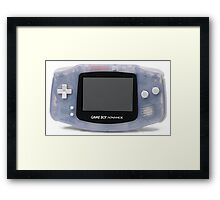 Gameboy colour Framed Print