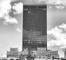 Chase Tower, Oklahoma City by Crystal Clyburn