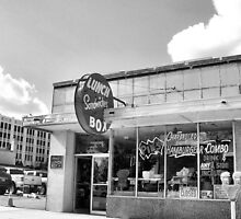 Lunch Box Sandwiches, Oklahoma City by Crystal Clyburn