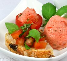Crostini And Mousse Pomodoro by SmoothBreeze7