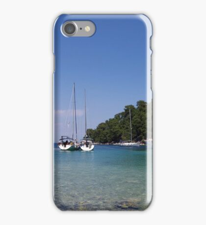 Cruise Boats And Yachts iPhone Case/Skin