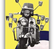 Quadrophenia Sticker