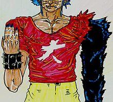 Amano Jyaku Beast Man by aizen-mugen