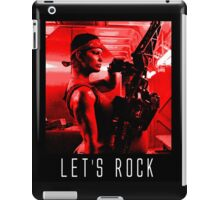 Let's Rock iPad Case/Skin