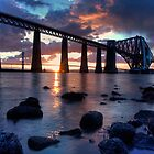 Forth Bridge by Robert Wilson