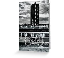 Glasgow Clyde Greeting Card