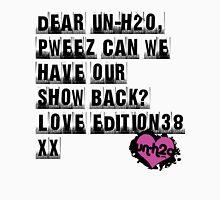 E38X - Dear un-h2o (Black) Unisex T-Shirt