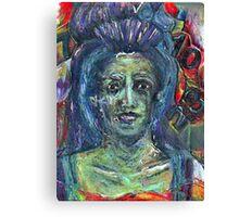 Cosmic Digits Canvas Print