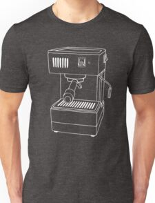 Espresso Machine  Unisex T-Shirt