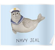 Navy Seal Poster