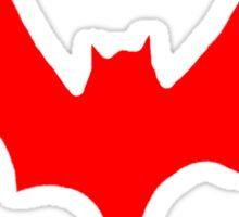 Ballycastle Bats Sticker