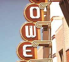 Tower Records, Oklahoma City by Crystal Clyburn