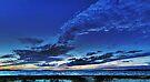 Noyac Bay Sunset by Rick Gold