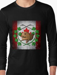 Canada Long Sleeve T-Shirt