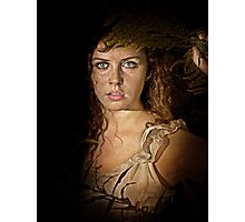 Freyja, Queen Of The Valkyrie Photographic Print