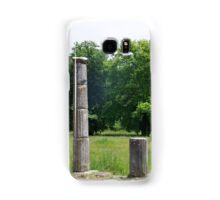 Ancient Columns Samsung Galaxy Case/Skin