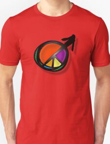 peace male T-Shirt