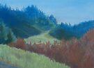Autumn Landscape of the Mind by JennyArmitage